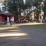 勝栗神社の清掃を行いました。