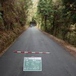 林道維持管理事業永山線